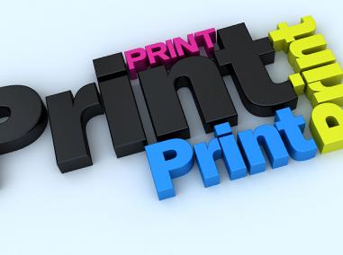 Als printwerk maatwerk moet zijn.