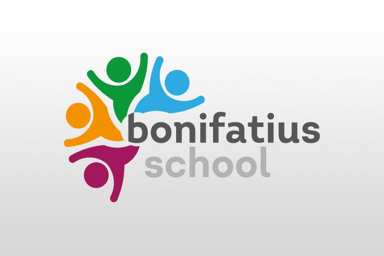 SKOE - Bonifatiusschool - logo - CLIC-design