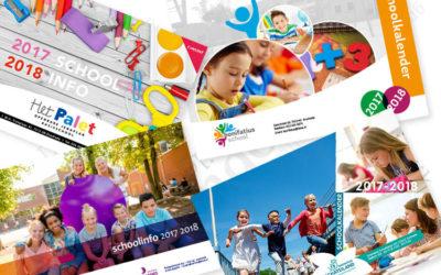 Nieuwe schoolkalenders